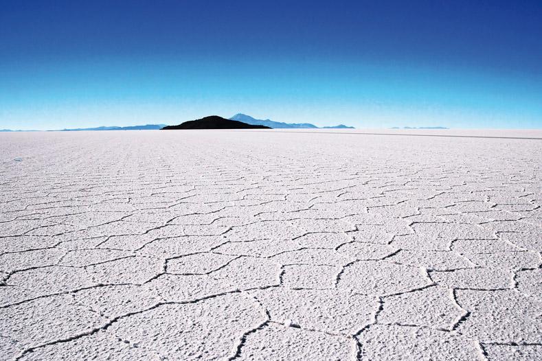 Bolivien Salzwüste